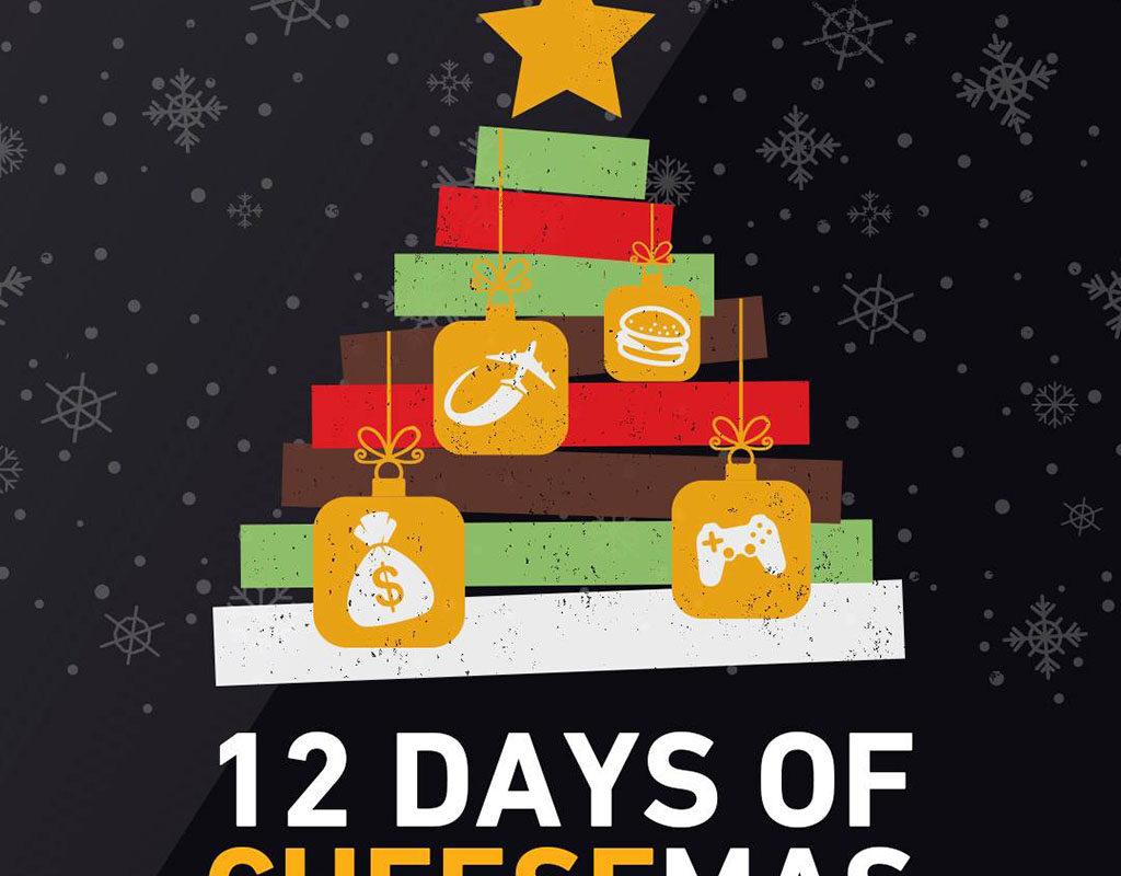 12 Days Of Cheesemas (Burger King)