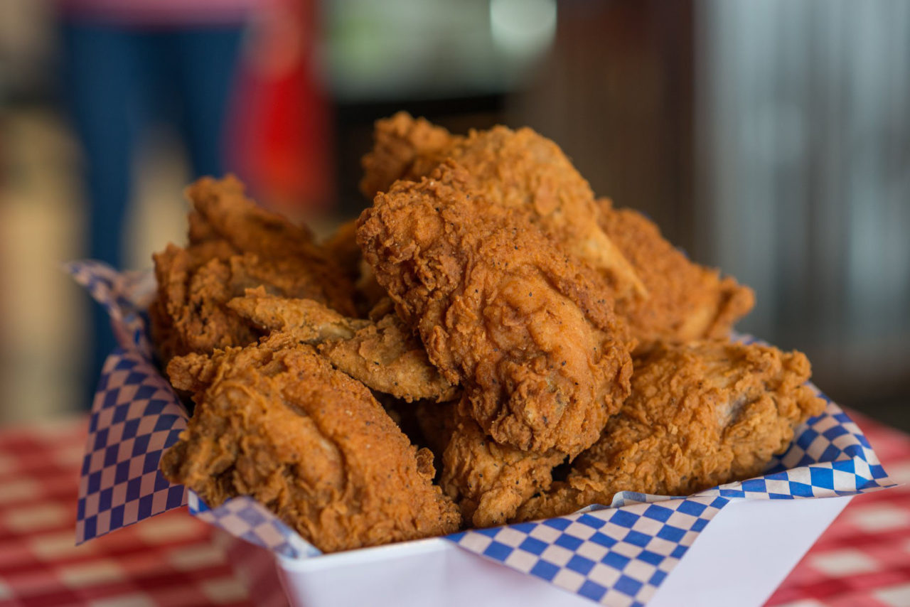 Big Shake's Hot Chicken And Fish