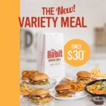 Habit Variety Meal deal, credit Habit