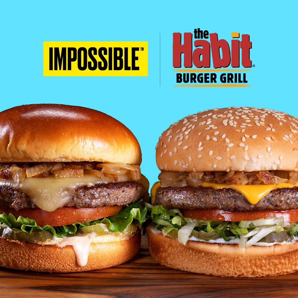 Impossible at Habit, credit Impossible Foods