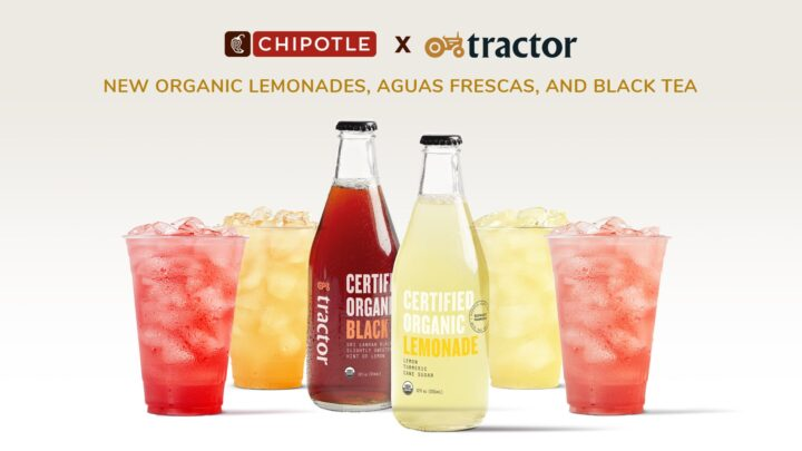 New Drink Options At Chipotle