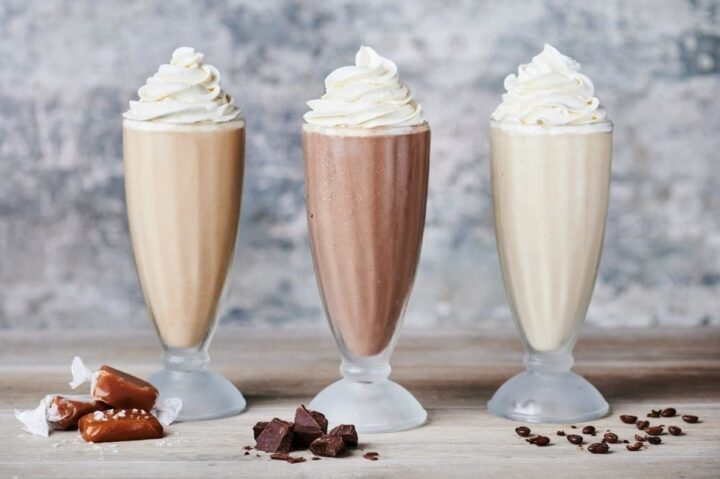 Smashburger Coffee Shakes