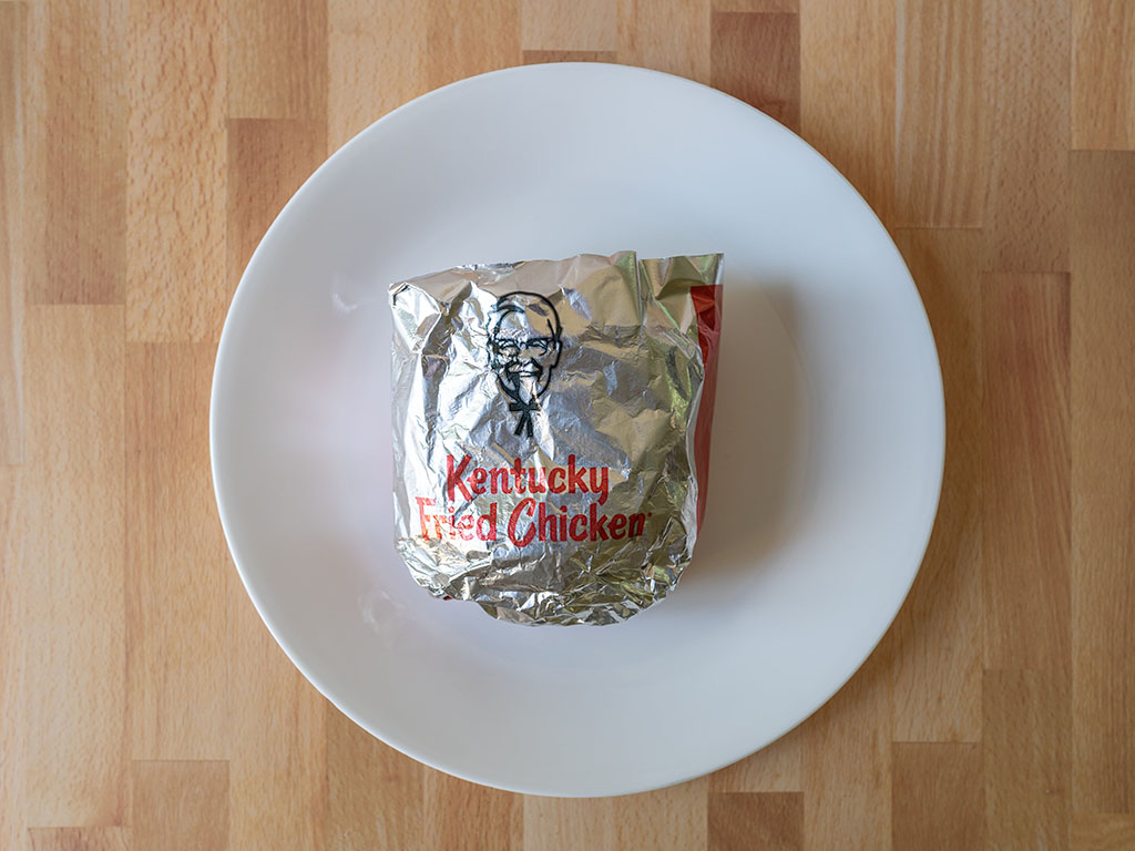 Crispy Colonel Sandwich