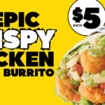 Del Taco To Offer Fried Chicken Items