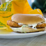 McDonald's Hot N Spicy Chicken