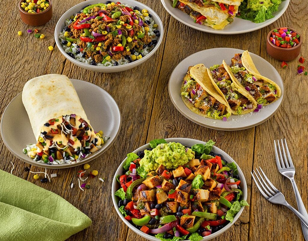 QDOBA New Signature Eats Entrees