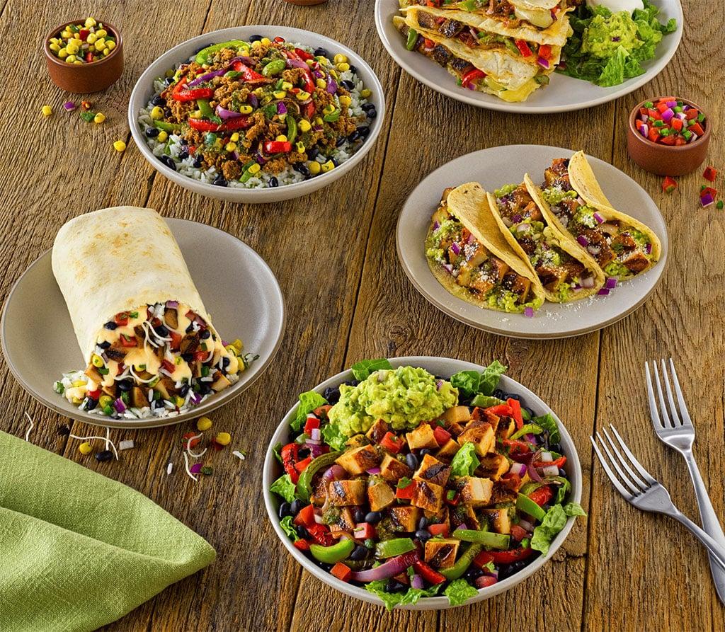QDOBA New Signature Eats Entrees