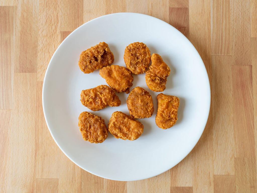 McDonald's Spicy Chicken Nuggets