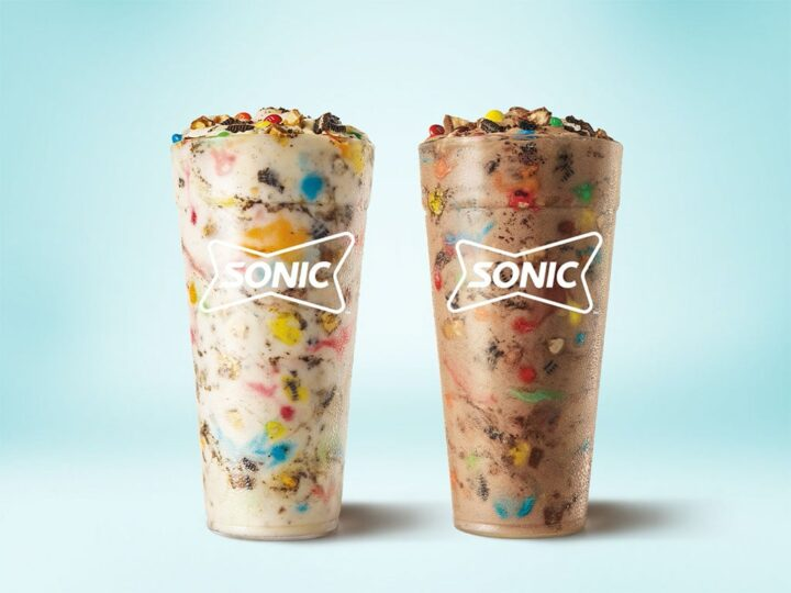 Sonic Trick or Treat Blasts