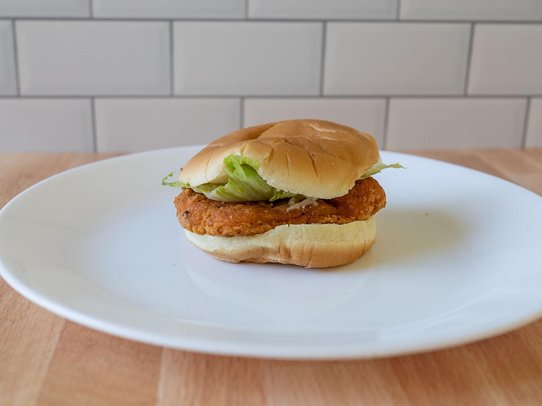 Wendy's Spicy Crispy Chicken Sandwich