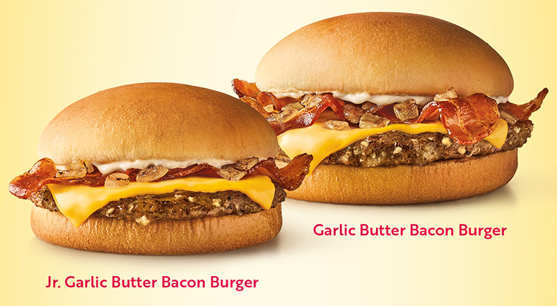 Time Limited Garlic Butter Burger Back At Sonic Drive In Menu And Price