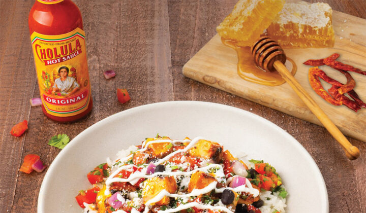 QDOBA Debuts New New Cholula Hot & Sweet Chicken