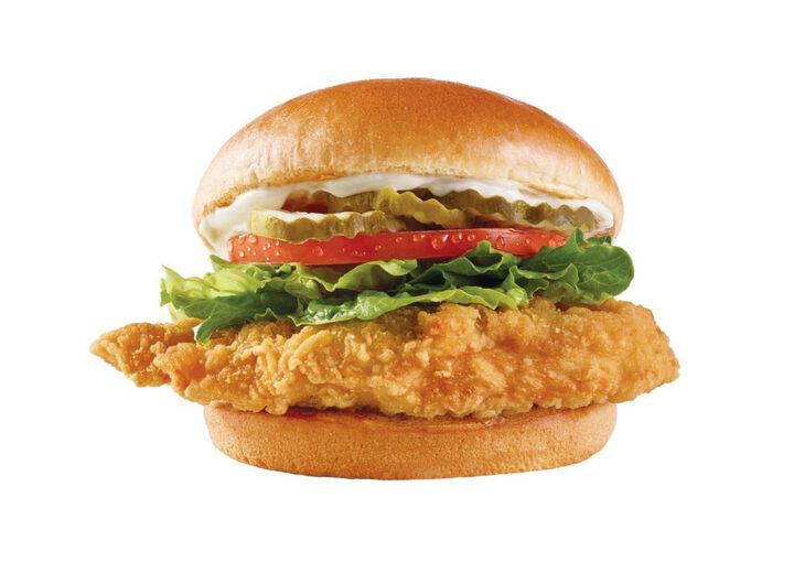 Wendy's New Classic Chicken Sandwich