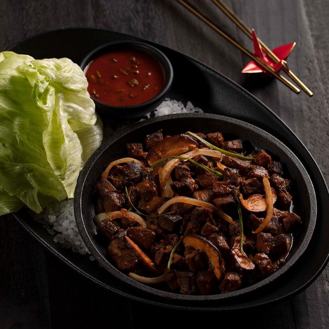 P.F. Chang's beef bulgogi
