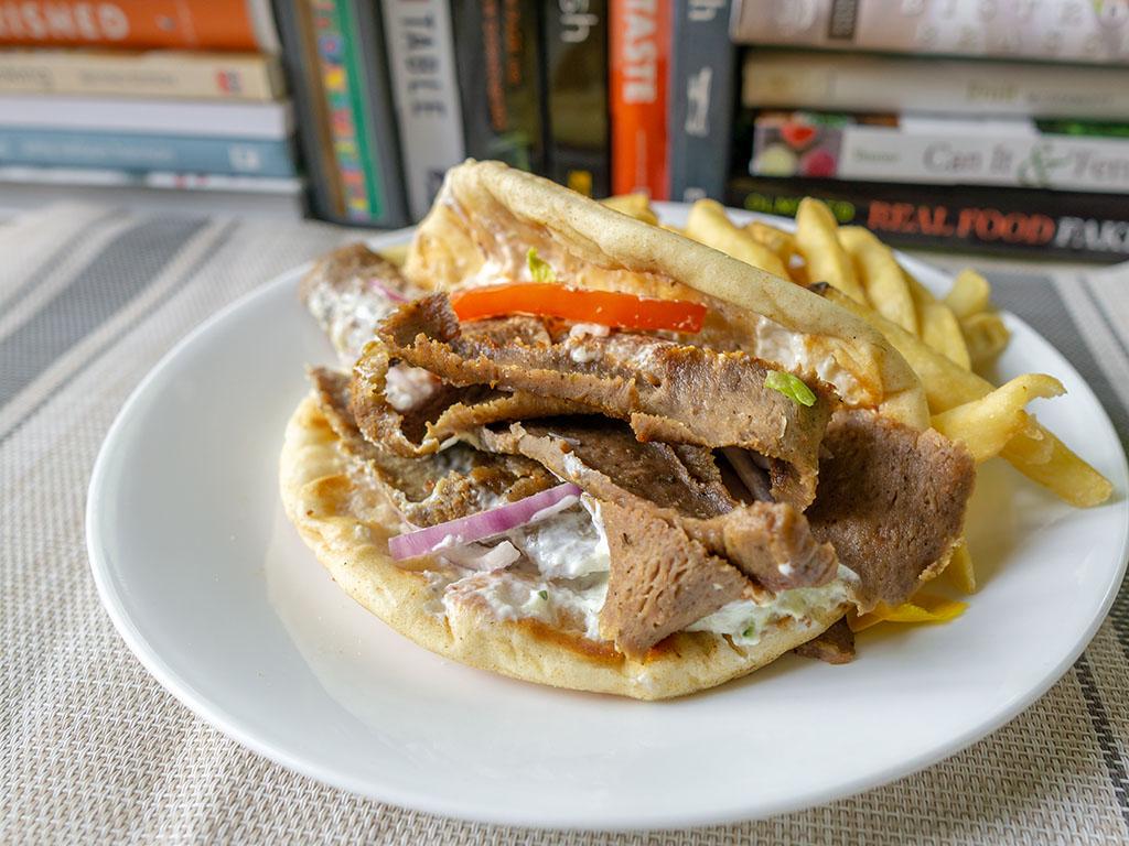 Gyro from my local Greek fast food restaurant