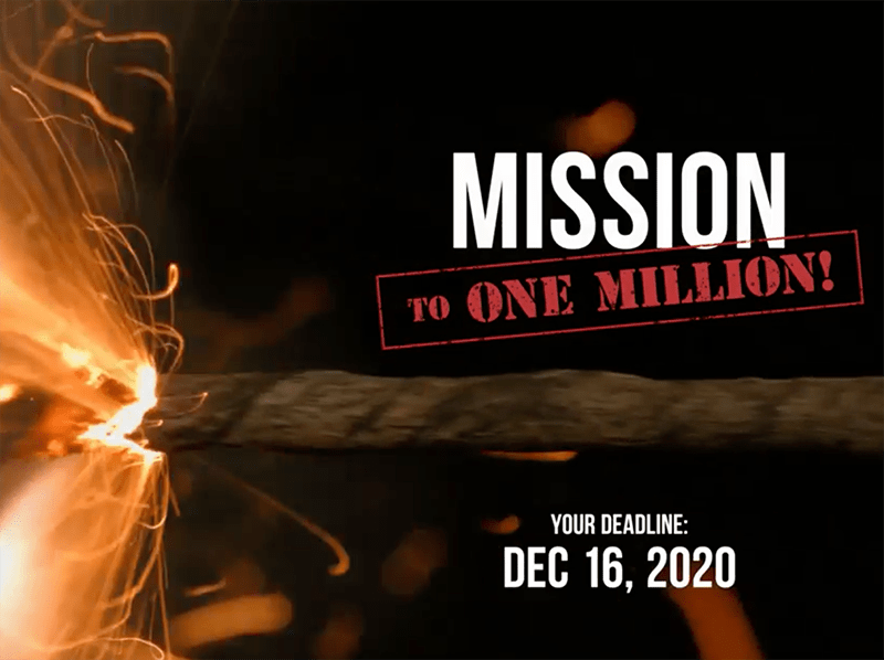 Mission One Million at Habit Burger