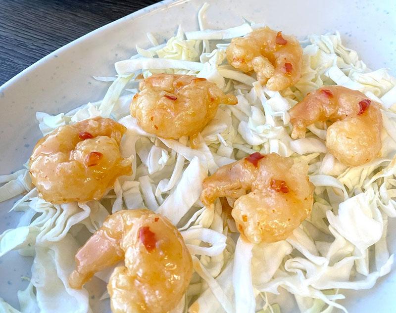 Pei Wei Yum Yum Shrimp