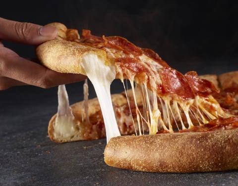 Papa John's Pepperoni Epic Stuffed Crust