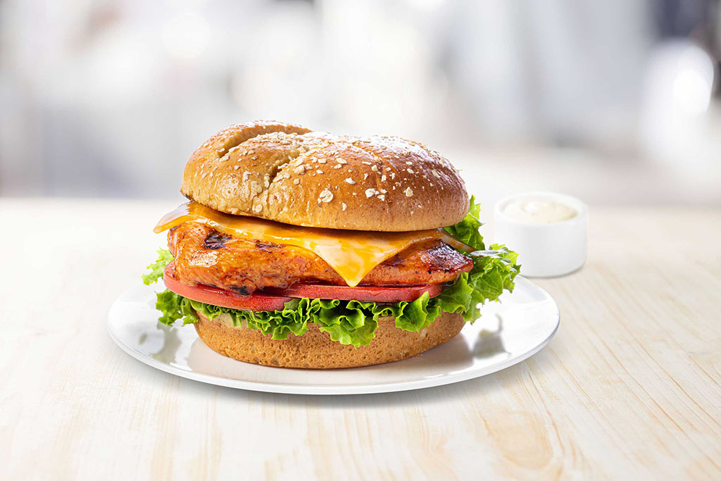 Chick-fil-A adds new Grilled Spicy Chicken Deluxe Sandwich