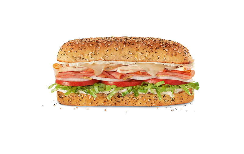 New Everything Hook & Ladder sub at Firehouse Subs