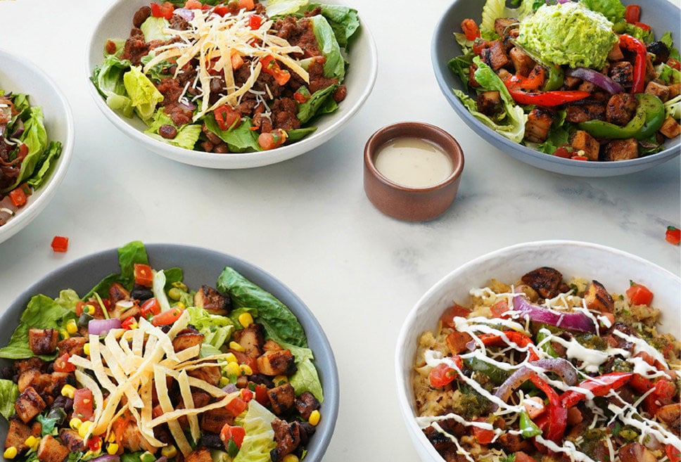 QDOBA Mexican Eats new health-conscious menu