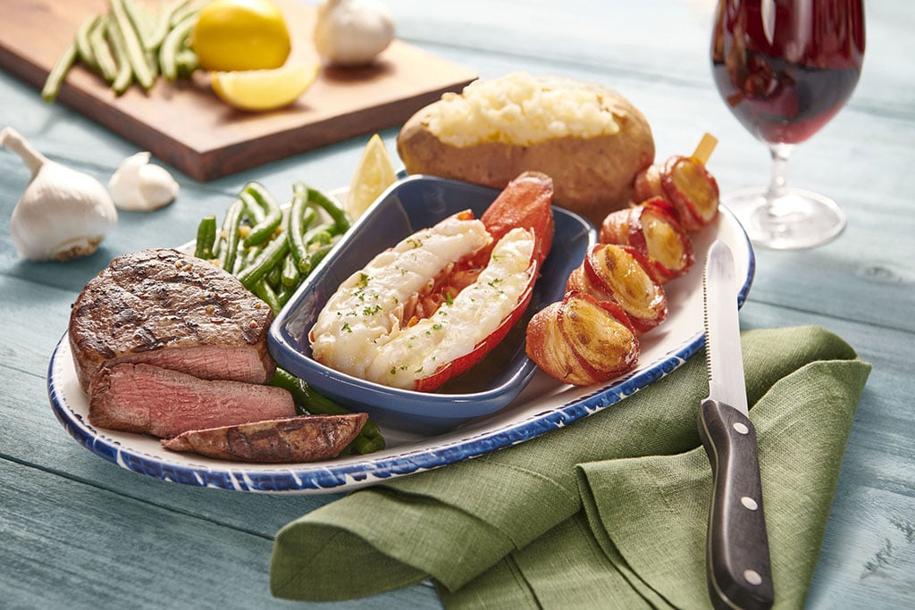 Red Lobster Ultimate Surf and Turf