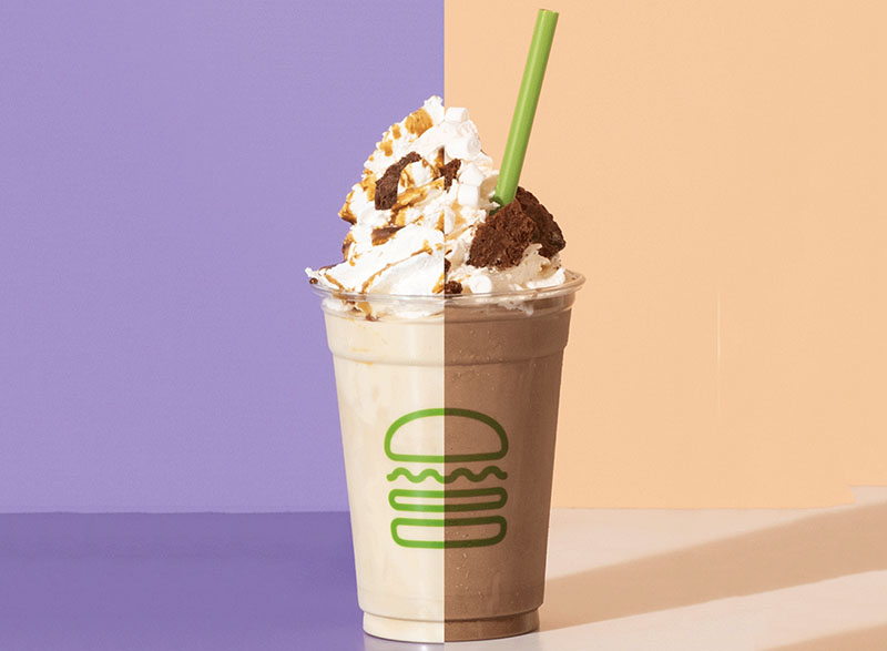 Shake Shack Winter 2021 new shakes