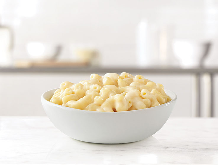 White Cheddar Mac N Cheese returns to Arby's