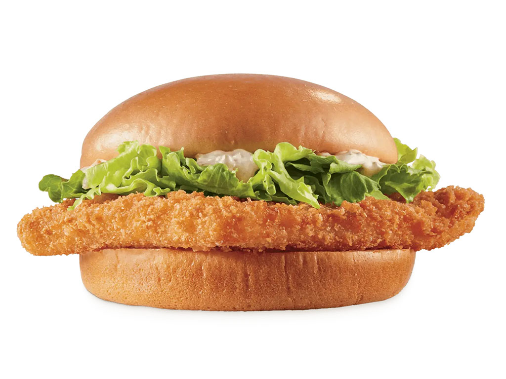 Dairy Queen Wild Alaskan Fish Sandwich