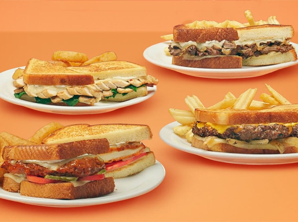 Denny's new Melts and Bowls 2021
