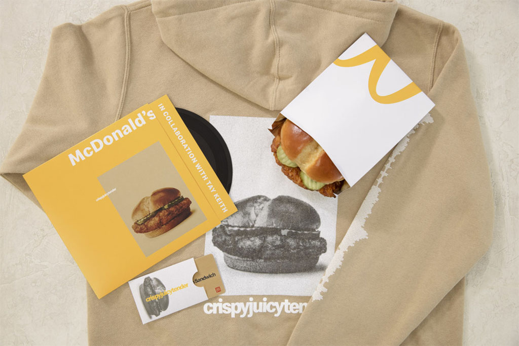 McDonald's limited-edition capsule