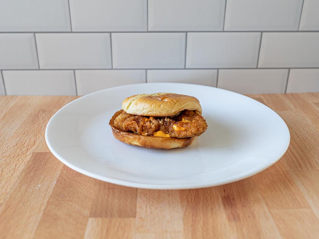 McDonald's new Spicy Crispy Chicken Sandwiches