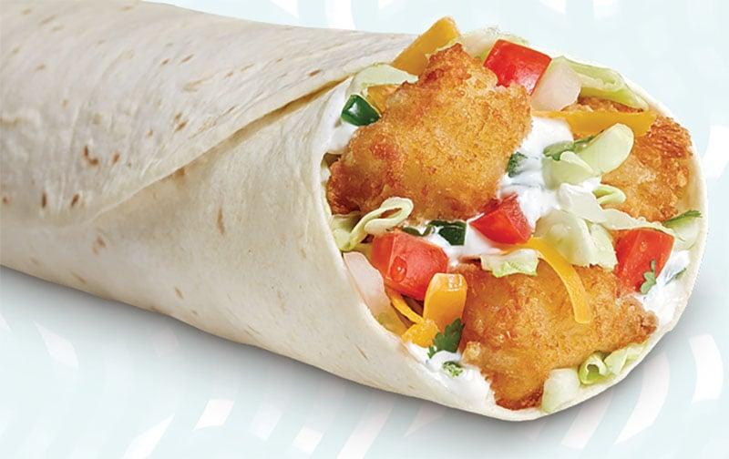 Taco Time - fish taco