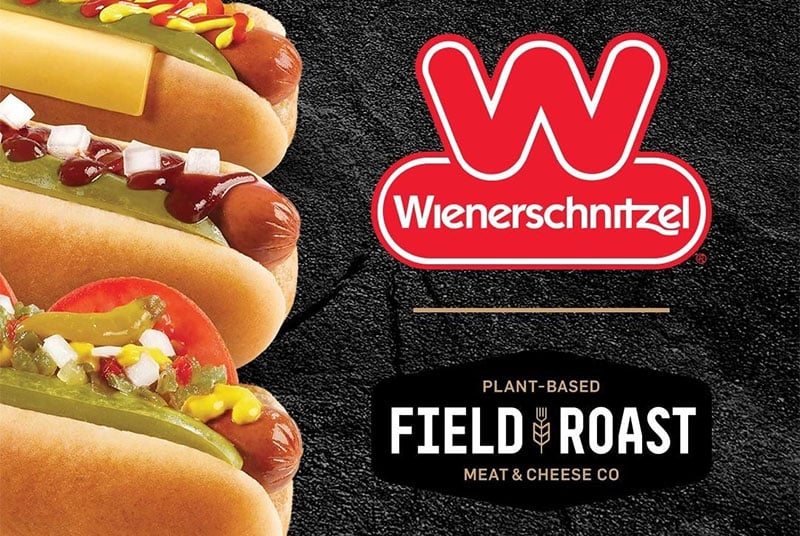 Wienerschnitzel and Field Roast