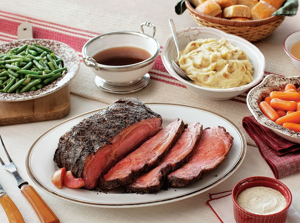 Cracker Barrel Prime Rib Heat n' Serve