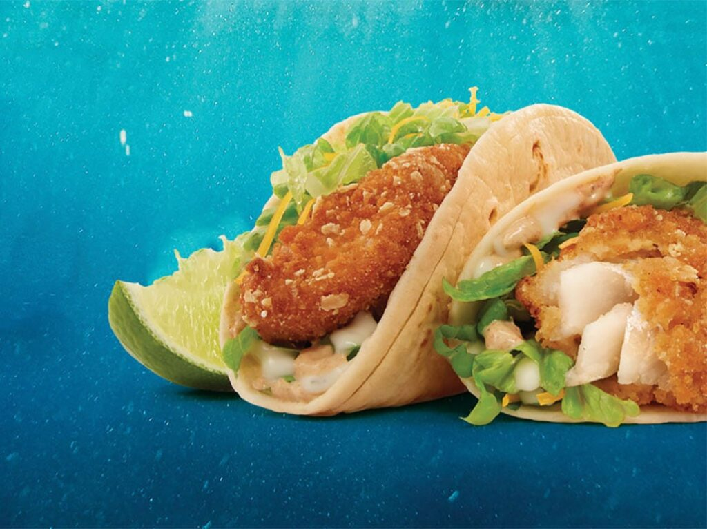 Crispy Fish Taco - Taco John's