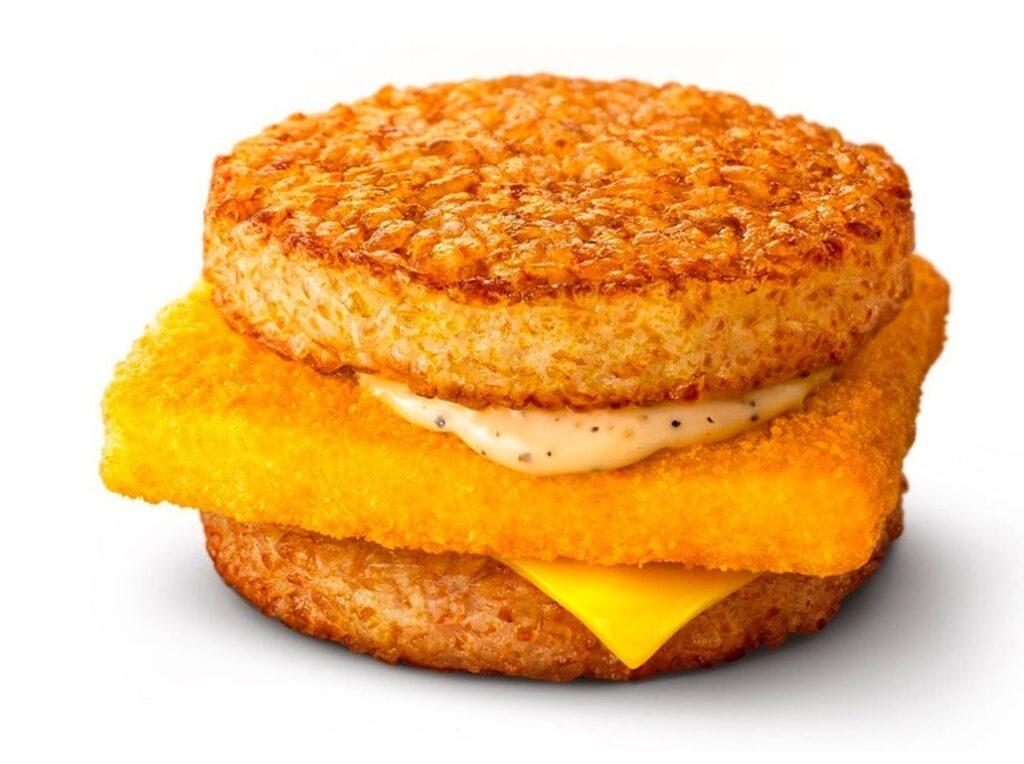 McDonalds Japan - Gohan Fish Wafu Kurokosho