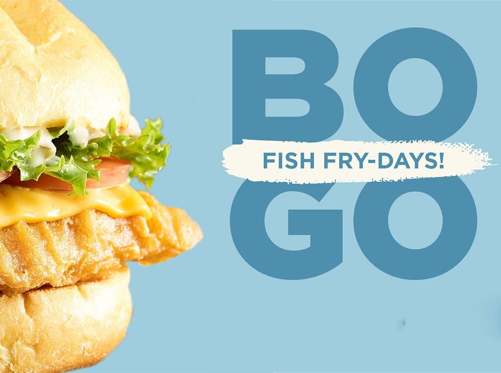 Smashburger Fish Friday