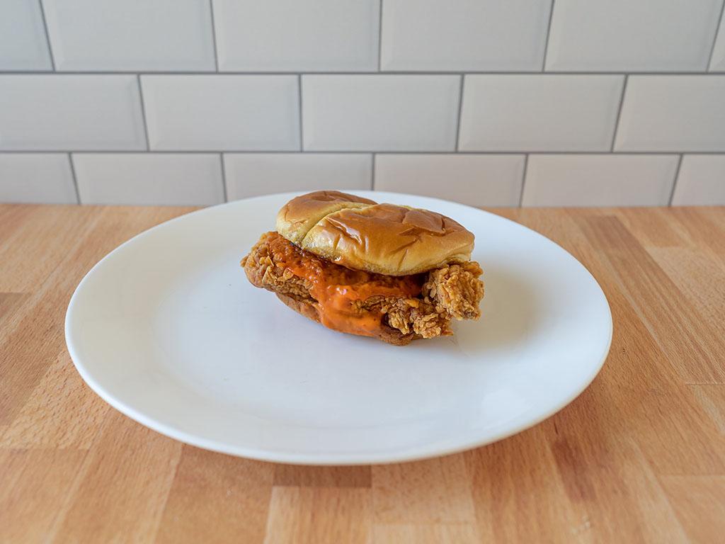 Zaxby's Spicy Signature Sandwich