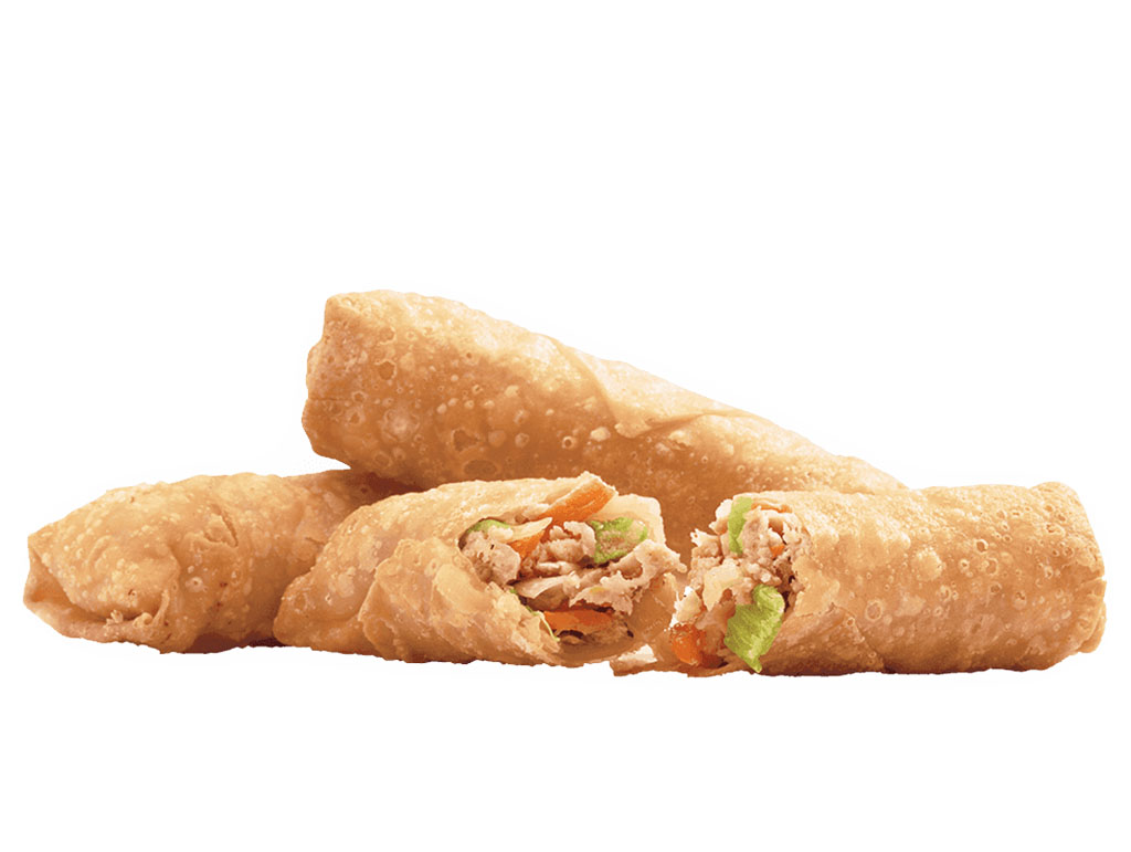 Jack In The Box Jumbo Egg Rolls