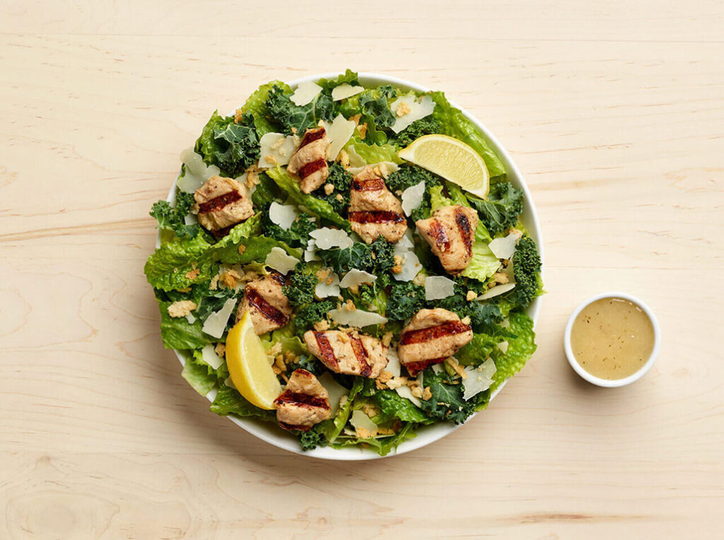 Lemon Kale Caesar Salad coming to Chik-fil-A this April