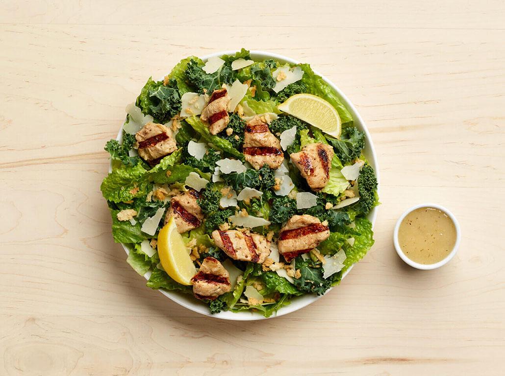 Lemon Kale Caesar Salad coming to Chik-fil-A this April