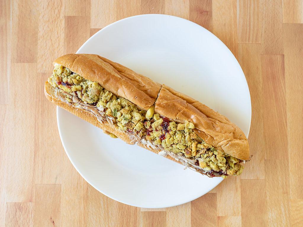 Capriotti's - Bobbie sandwich 10 inch