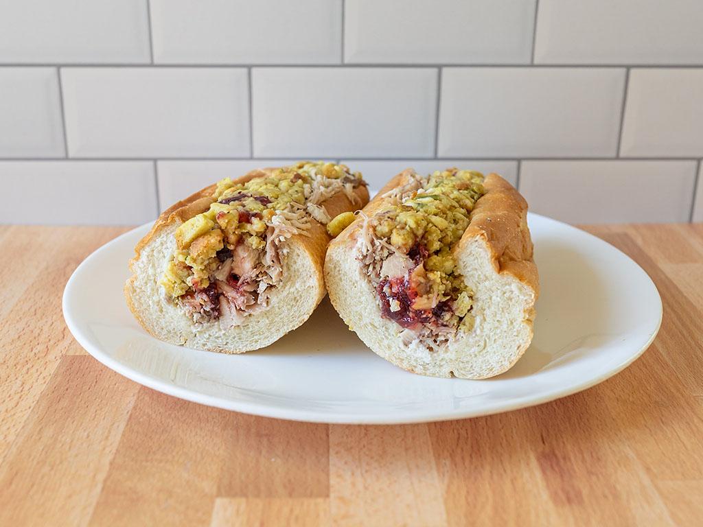 Capriotti's - Bobbie sandwich close up interior
