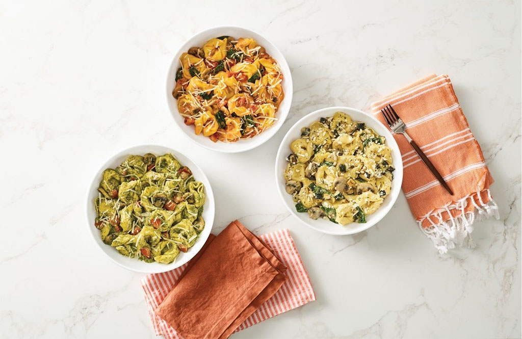 Noodles & Company new Tortelloni