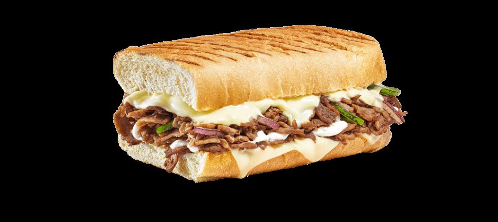 Subway Steak & Cheese Melt