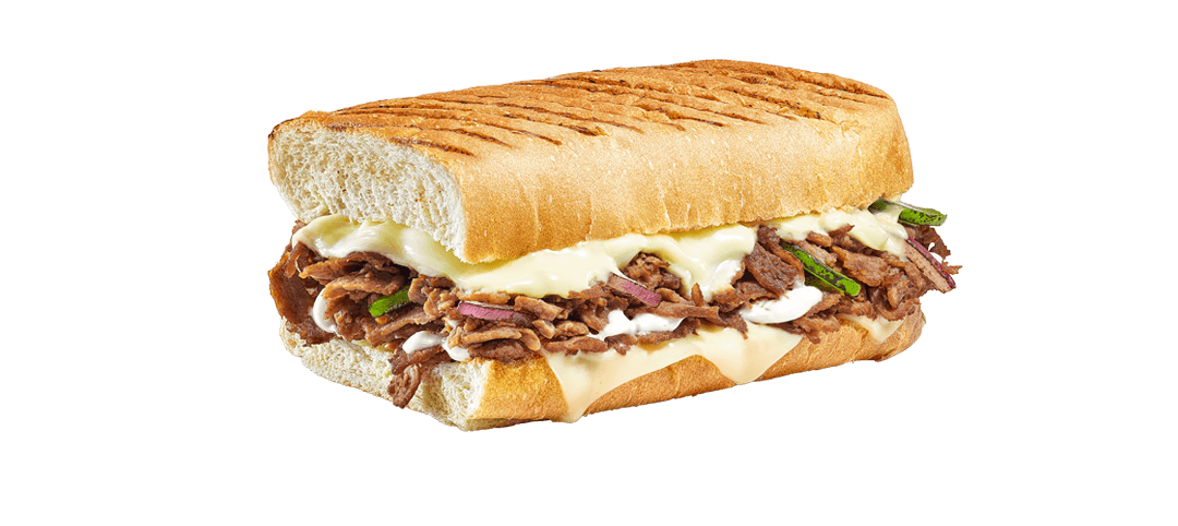Subway Steak & Cheese Melt