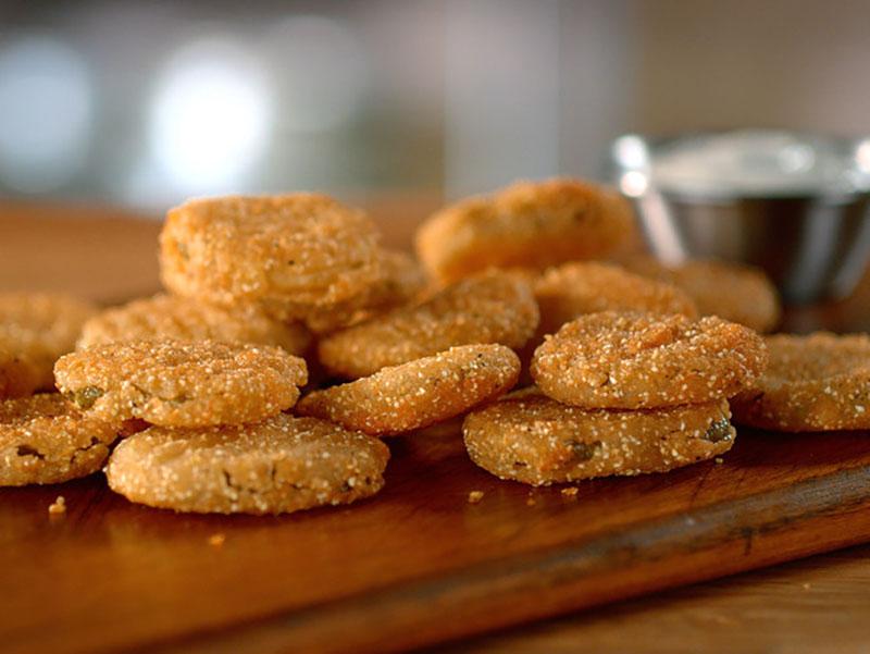 Zaxbys Fried Pickles