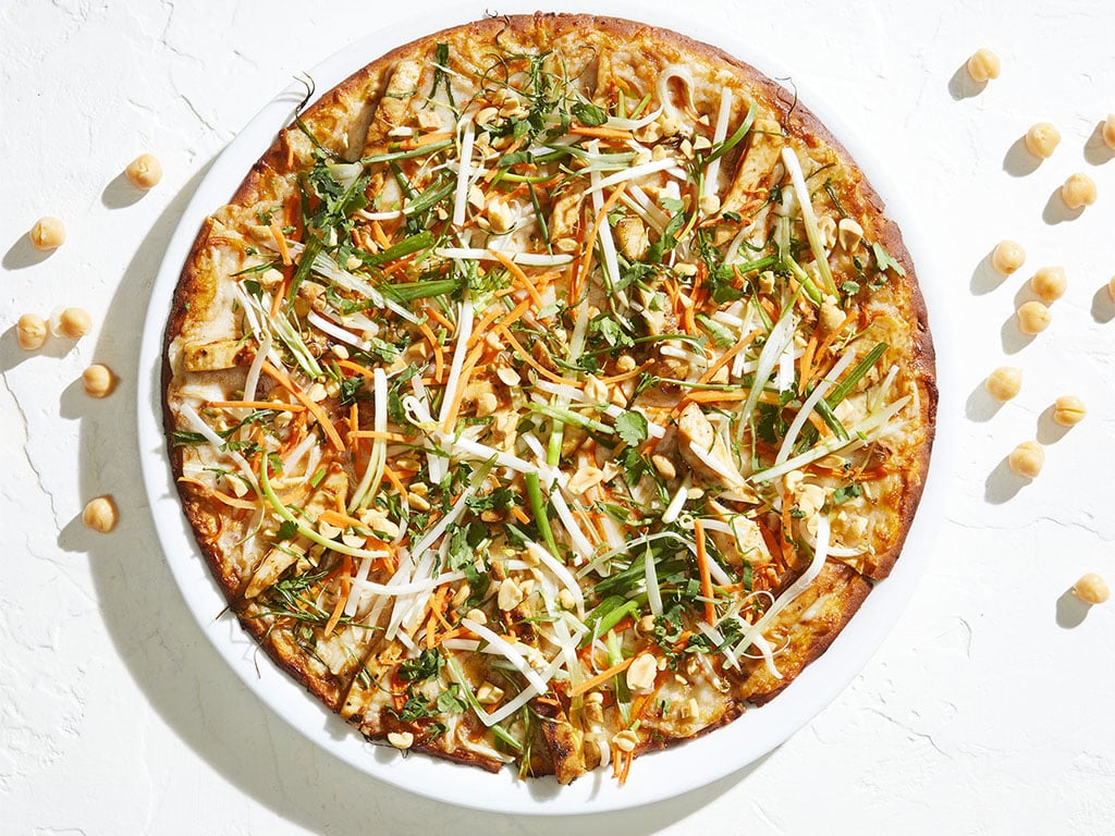 CPK - Chickpea Crust Pizza