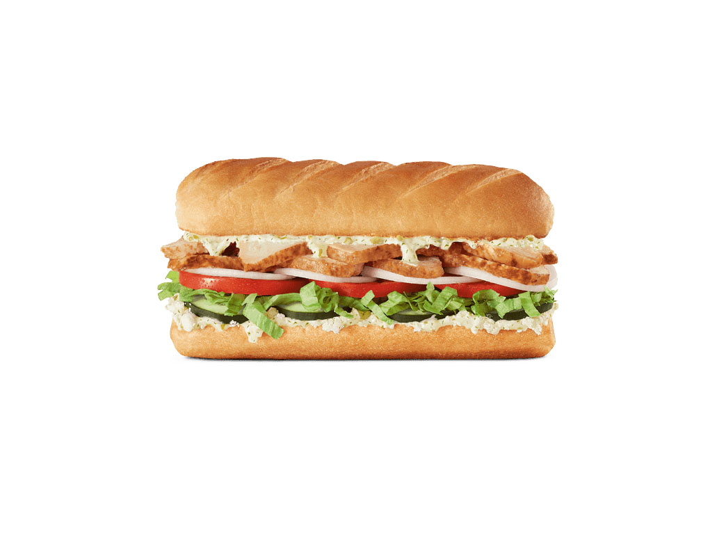 Firehouse Subs Chicken Gyro Sub